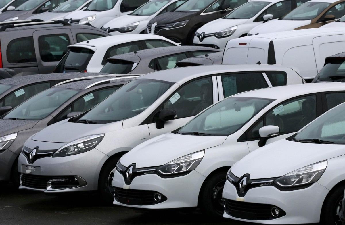 В Украине в 2016 году продано более 65 тысяч новых легковых авто