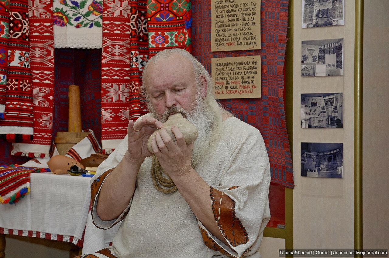 Иван Кирчук в Гомеле