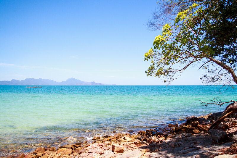 Рядом с пляжем Skul Beach