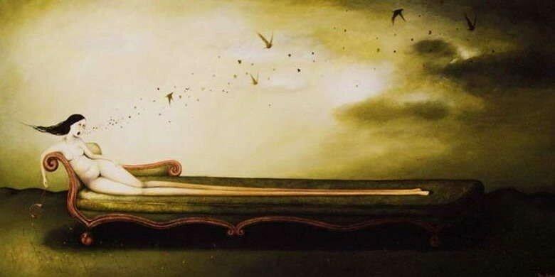 Сюрреализм Рози Демант (Новая Зеландия)