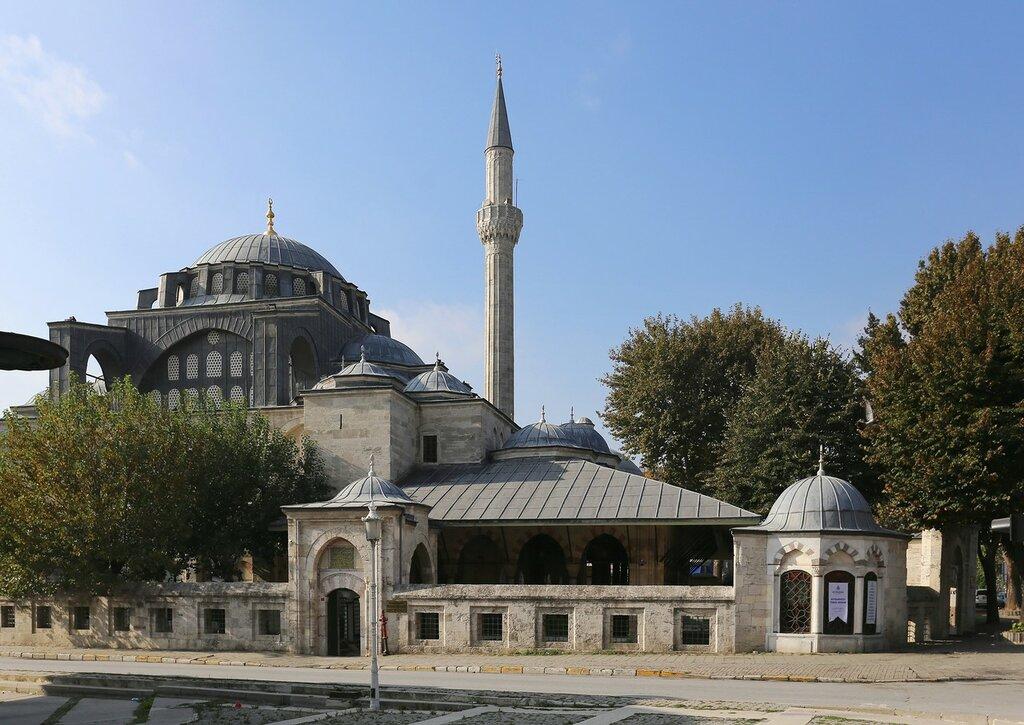 Kılıç Ali Pasha Mosque (Kılıç Ali Paşa Camii), Istanbul