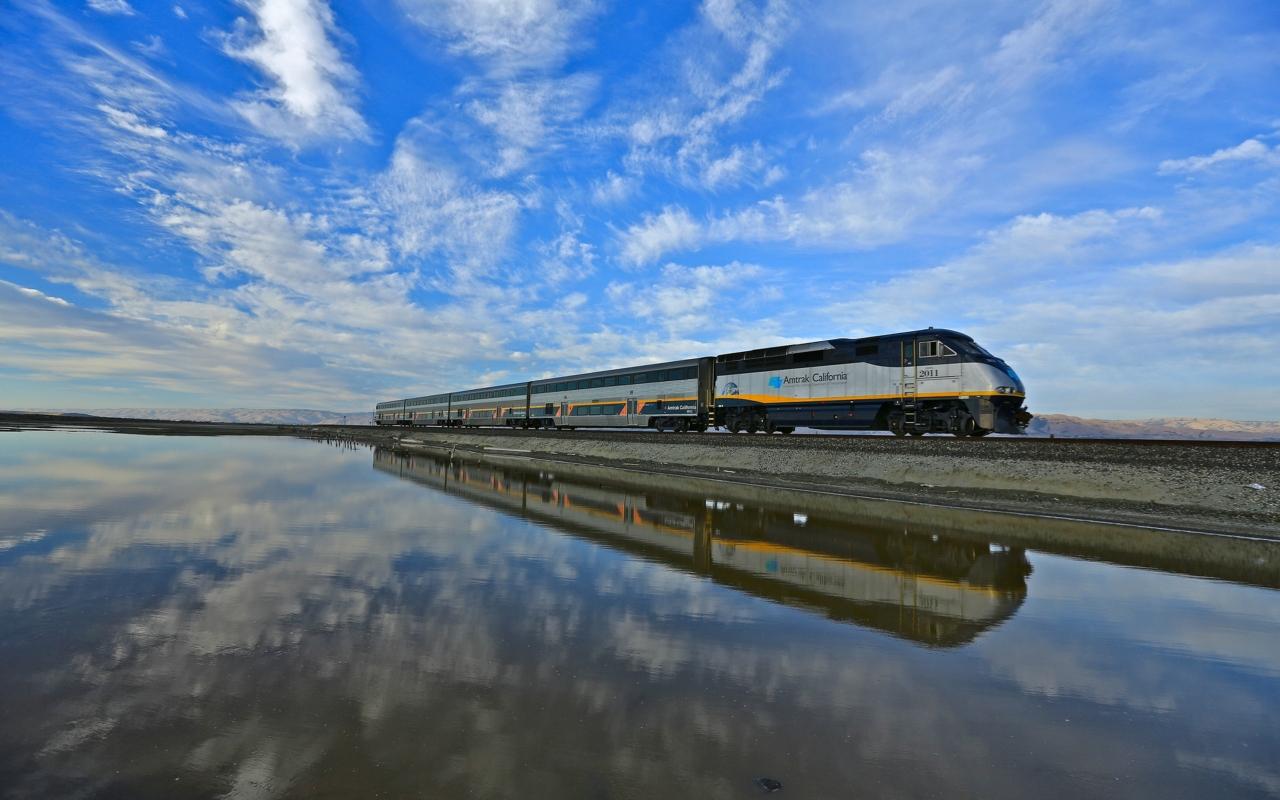 Maroosya Поезд-мечта