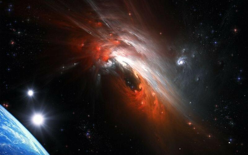 Какого цвета наша Вселенная