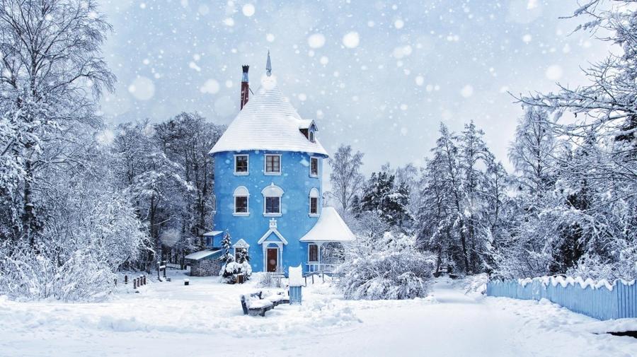6. Финляндия. Все заботы и проблемы моментально выпариваются в традиционной финской сауне. Несмотря