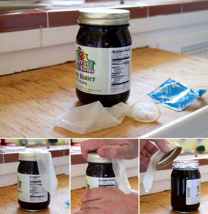 1. Инструмент для открывания банок.