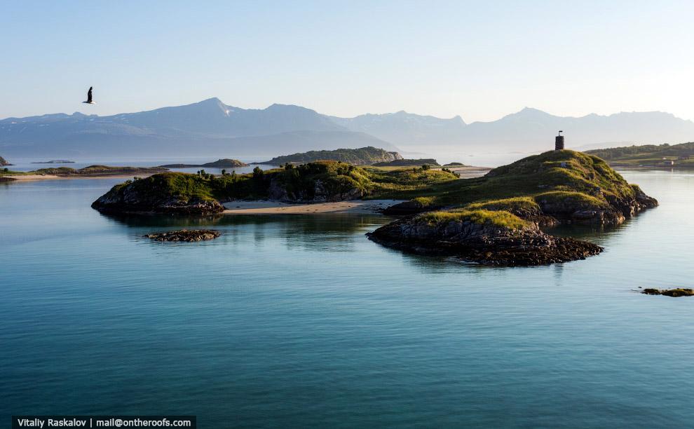 9. Норвегия является одной из лучших стран в мире для проживания, здесь низкий уровень безработ
