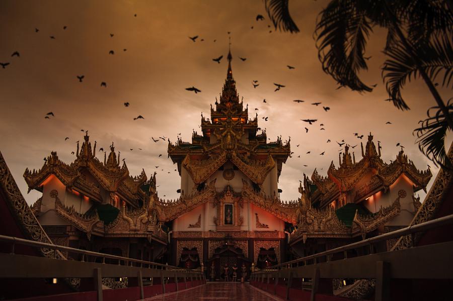 Захватывающие дух фотографии Мьянмы