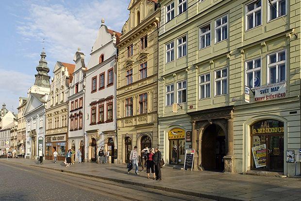 Пльзень, Чехия, 50 евро в сутки Культурная столица Европы 2015 года и родина чешского пива