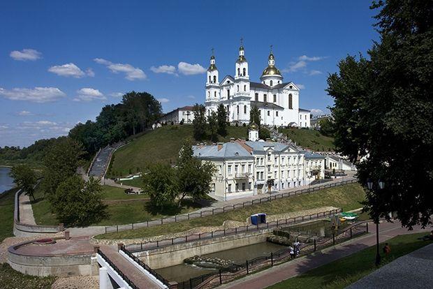 Витебск, Белоруссия, 48 евро в сутки В июле 1812 года в Витебске решил остановить для отдыха свою ар