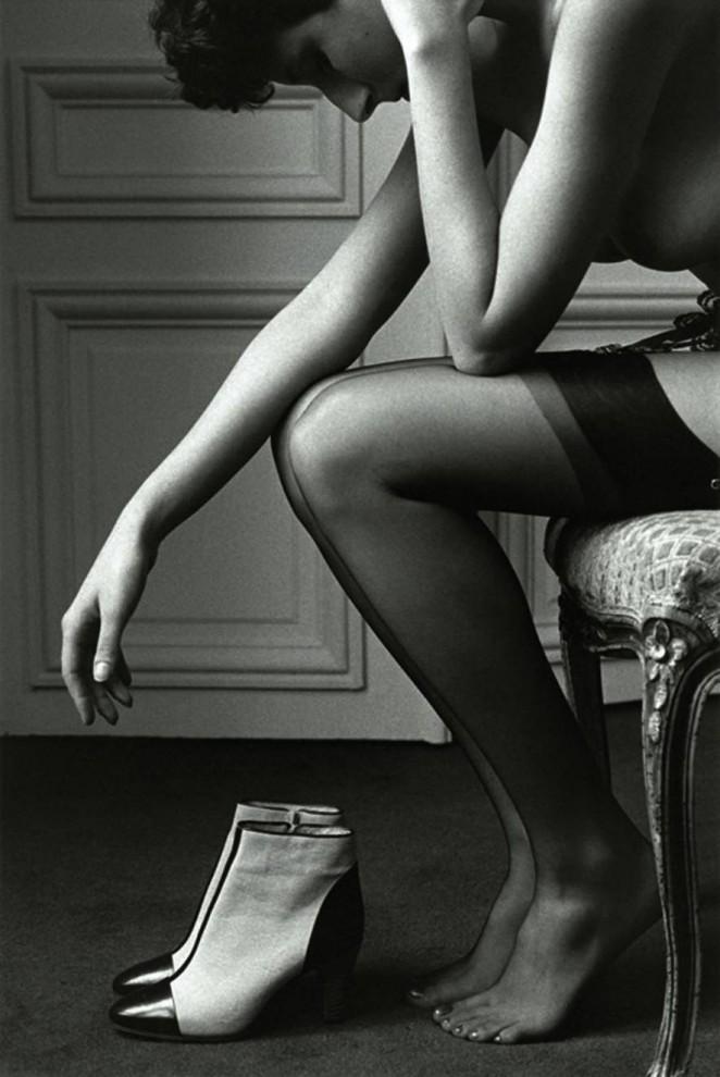 С 1961 по 1966 год фотограф жил и работал в Нью-Йорке, а затем вернулся в Париж.