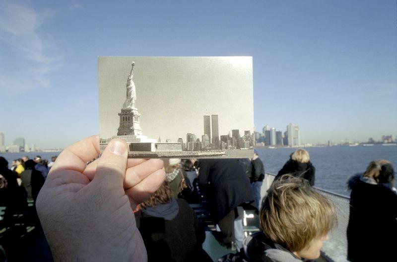 12. Статуя Свободы , Нью-Йорк.