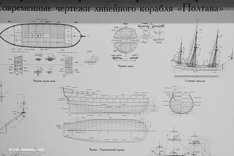 Медведик Кузя решил заделать селфи на фоне будущего корабля-музея.