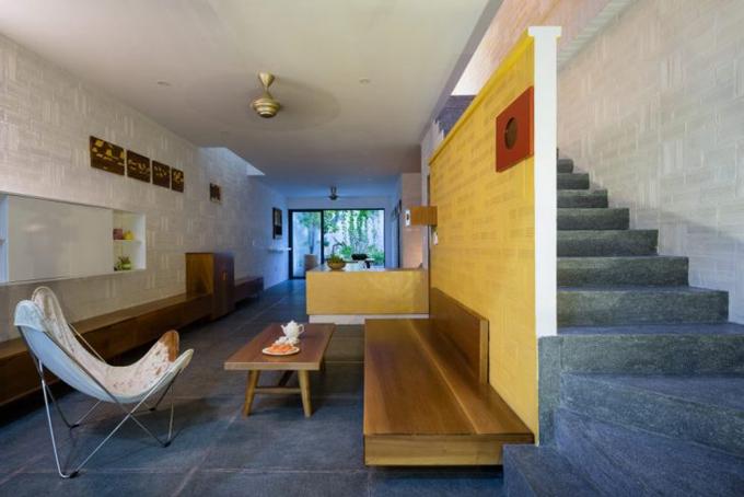 Современный дом в Кантхо