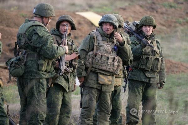 ВКиеве оценили в35 тыс. человек группировку противника вДонбассе