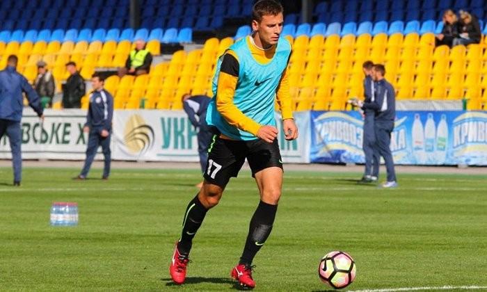Роман Яремчук забил самый быстрый гол вистории украинской Премьер-лиги