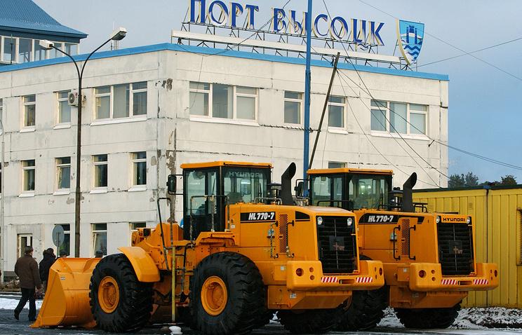Грузооборот поСкадовскому морпорту за10 месяцев составил неменее 31,4 тысячи тонн