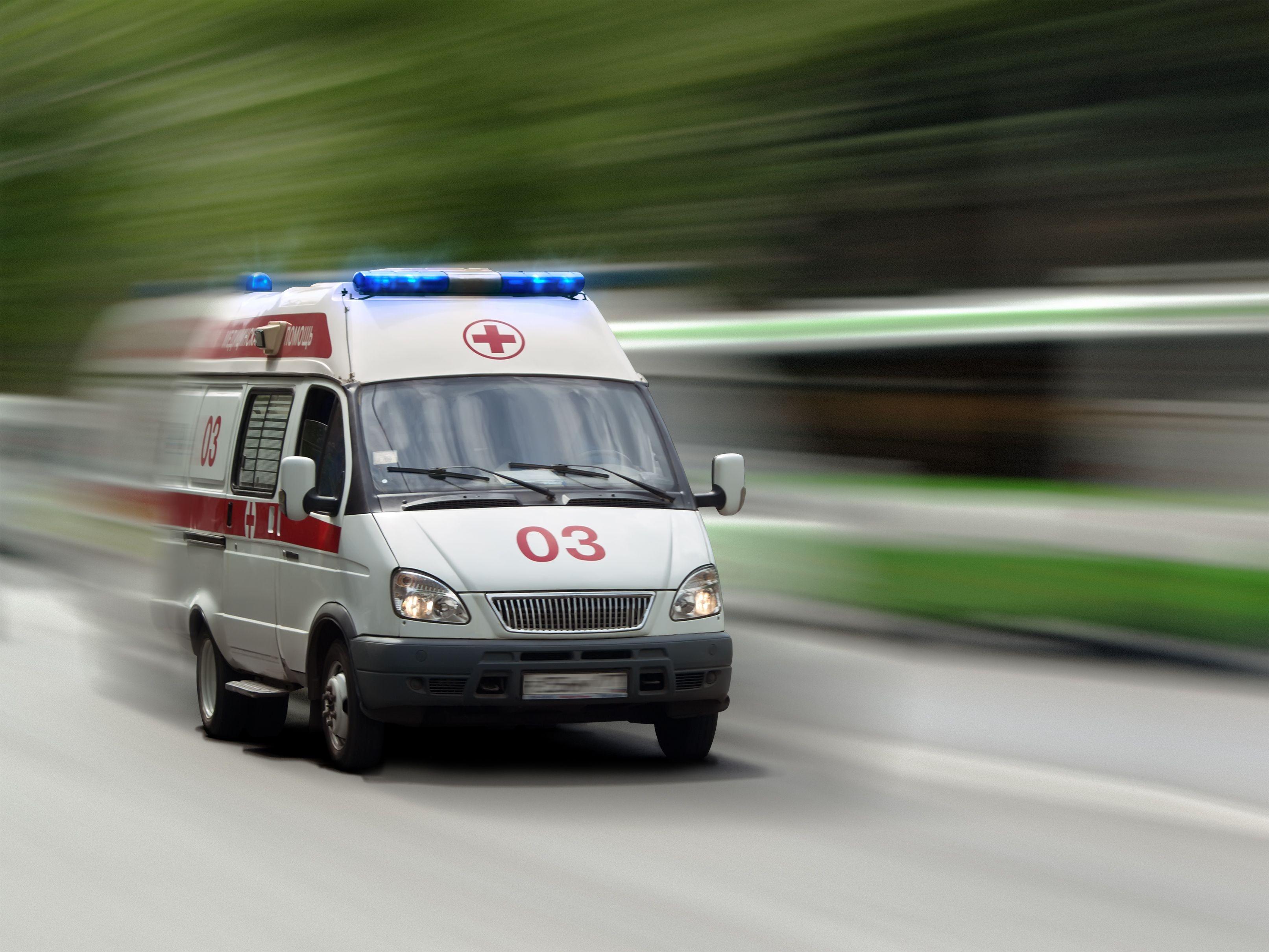 Встолице мужчина избил фельдшера «скорой помощи»
