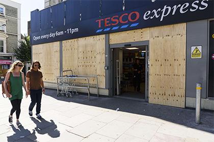 Британский Tesco Bank сказал о взломе унего 20 000 счетов