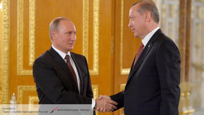 Россия обсуждает сТурцией вопрос опоставках «больших систем ПВО»