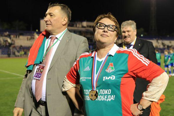 Смородская: 11-е место «Локомотива»— это немоя вина