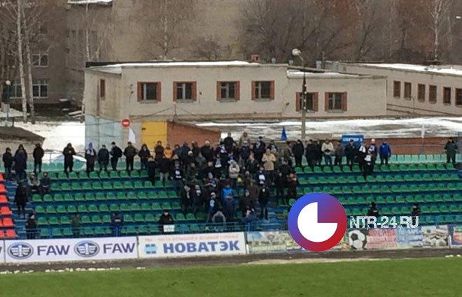 «Динамо» благодаря голу Луценко обыграло «Нефтехимик»