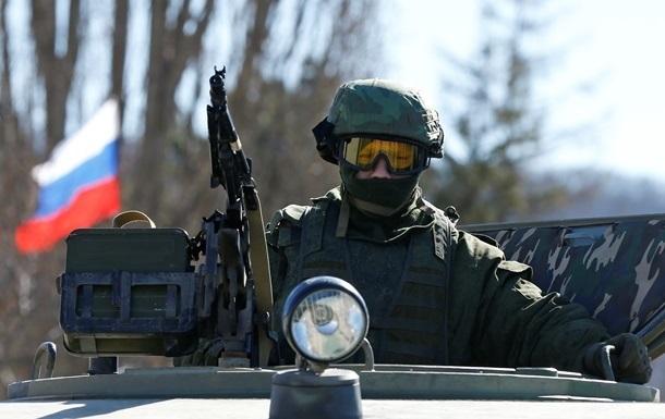 ВКрыму проведут антитеррористические учения для борьбы с«украинскими диверсантами»
