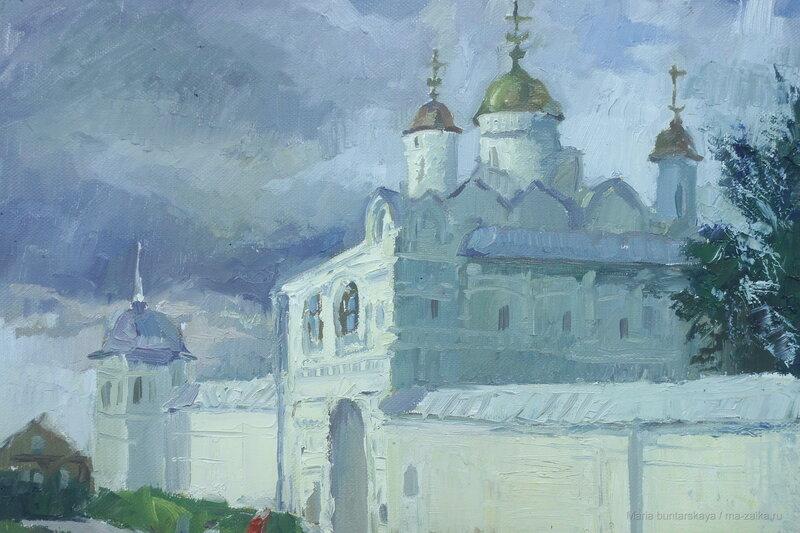 Боголюбовское училище, Саратов, 03 ноября 2016 года