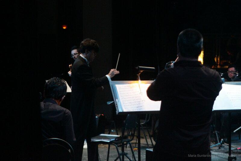CONCORD ORCHESTRA, Саратов, театр оперы и балета, 14 ноября 2016 года