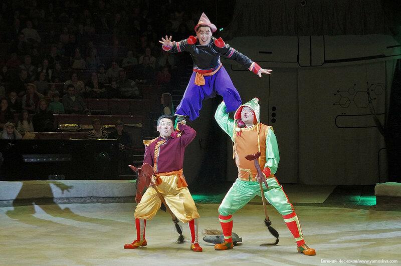 Цирк Бурятии. 03Б. Скачки клоуны. 01.11.16.04..jpg