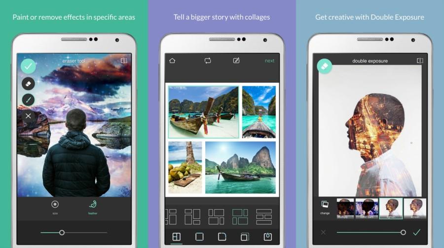 Pixlr   Free Photo Editor (отличный фоторедактор для Android)