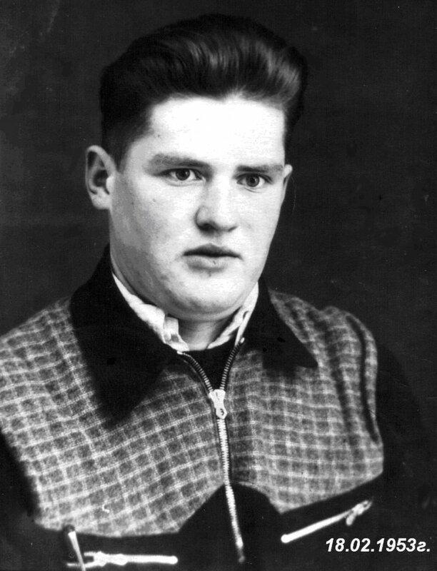 Иван Кудрявцев