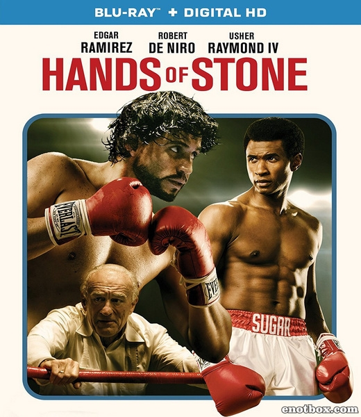 Каменные кулаки / Hands of Stone (2016/BDRip/HDRip)