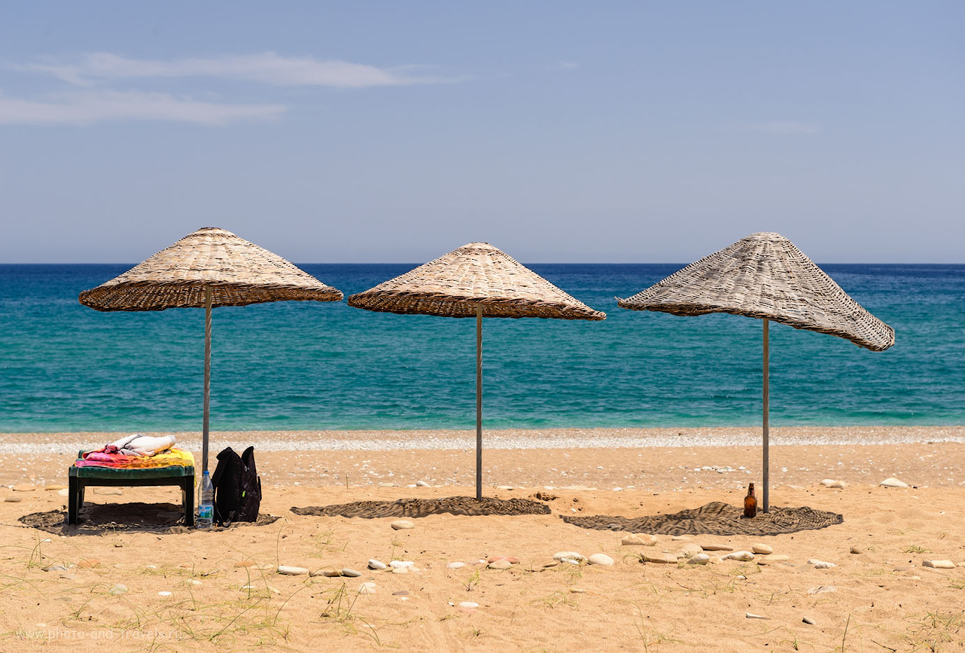 Изображение 30. Когда я писал отзыв об отдыхе в Мексике, говорил, что за пляжным отдыхом не обязательно тащиться в такую даль, можно неплохо провести время в Турции. 1/160, 8.0, 100, 70.