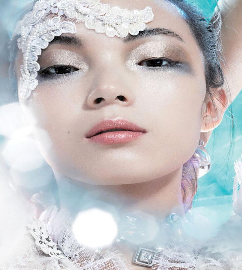 Xiao Wen Ju - Vogue China (December 2016)