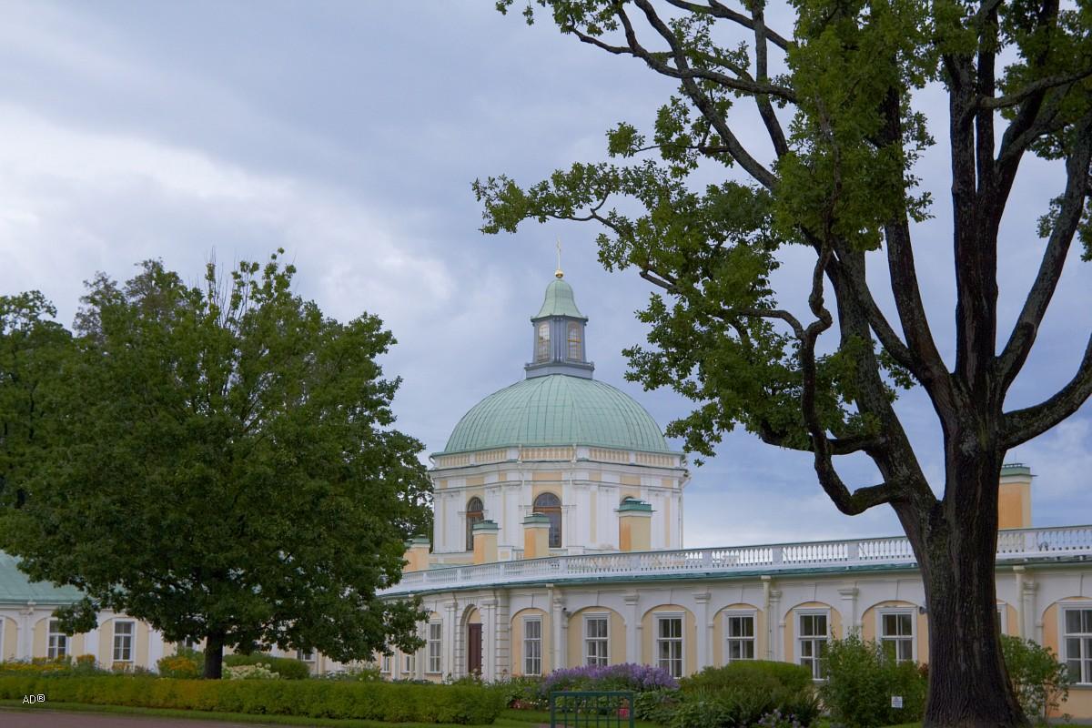 Окрестности Петербурга - Ораниенбаум