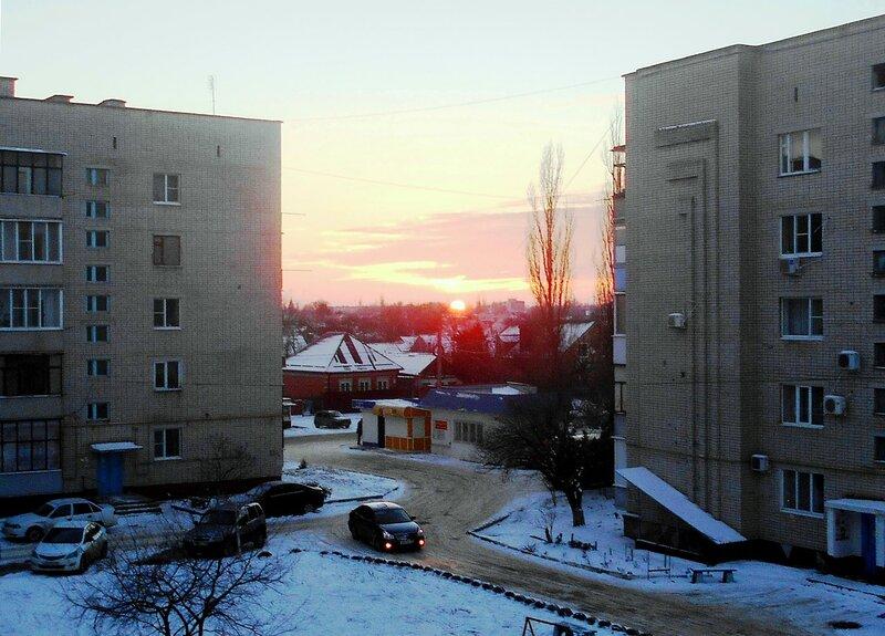 Закат... в короткий зимний день ... DSCN0511 - 01.JPG