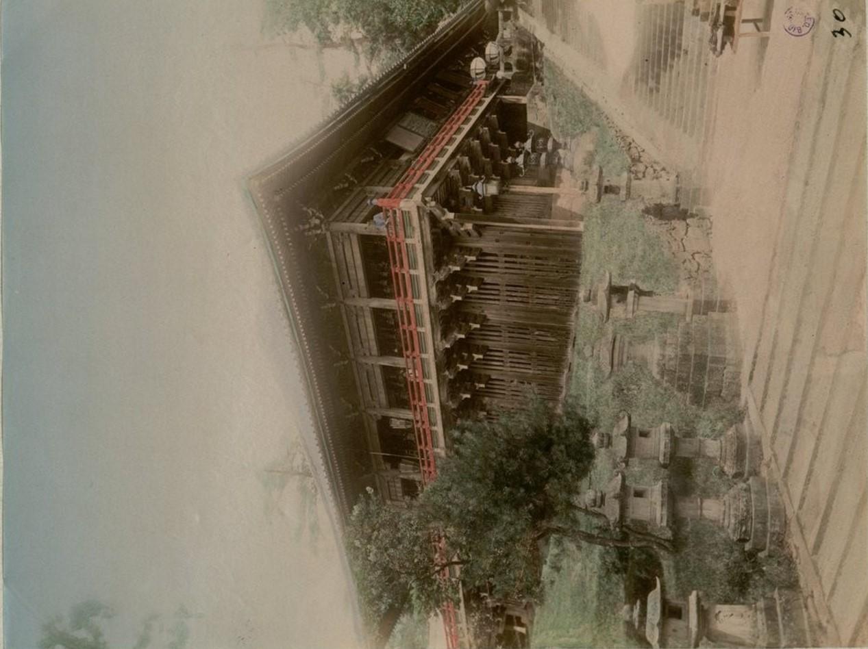Нара. Святилище Нигацу-до
