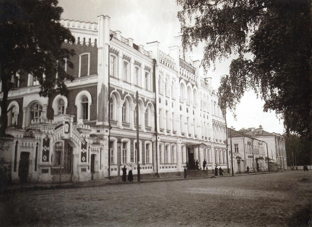 Александровское реальное училище. 1900-е