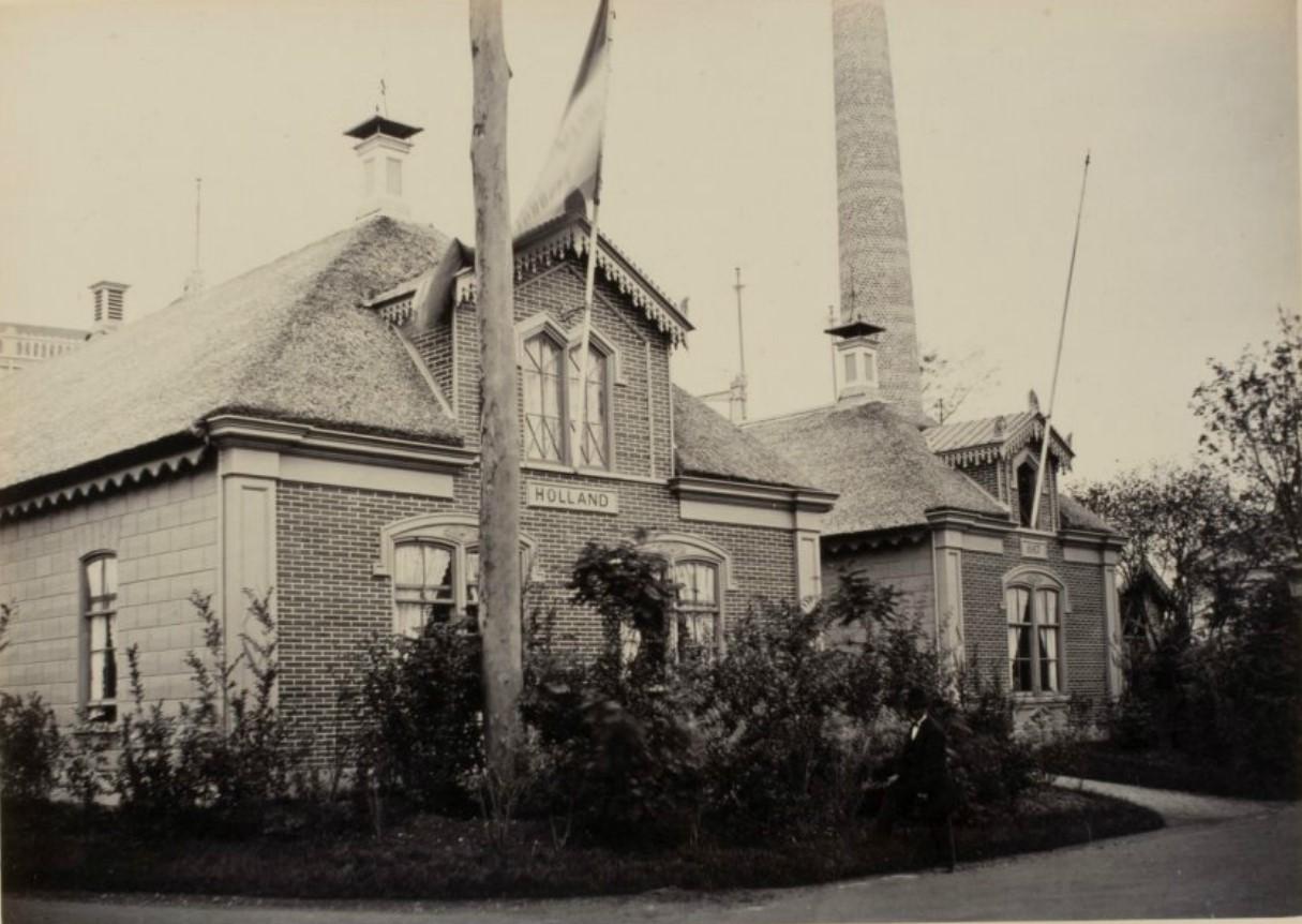 07. Модель голландского дома