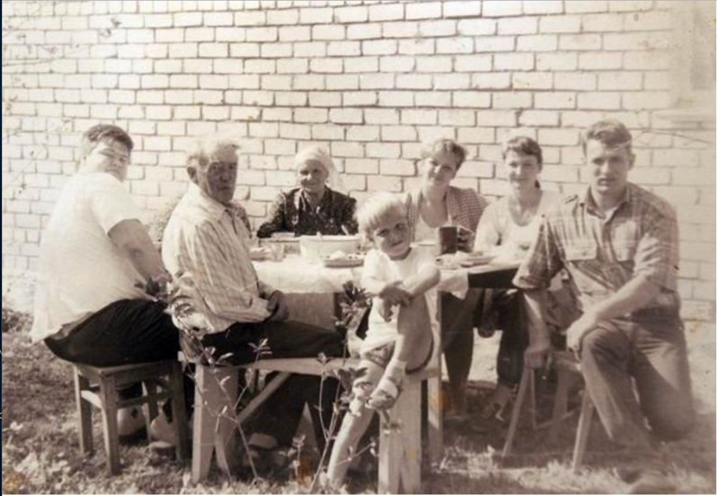 1970-е. Без названия. Калининградская область. Гвардейск