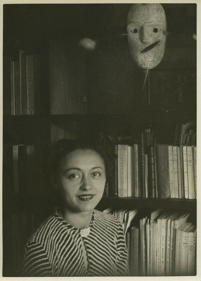 1944. Нуш Элюар