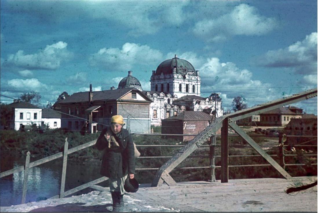 Гжатск. Благовещенский собор
