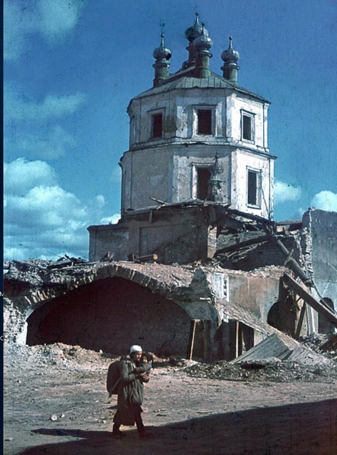 Гжатск. Церковь Казанской иконы Божией Матери