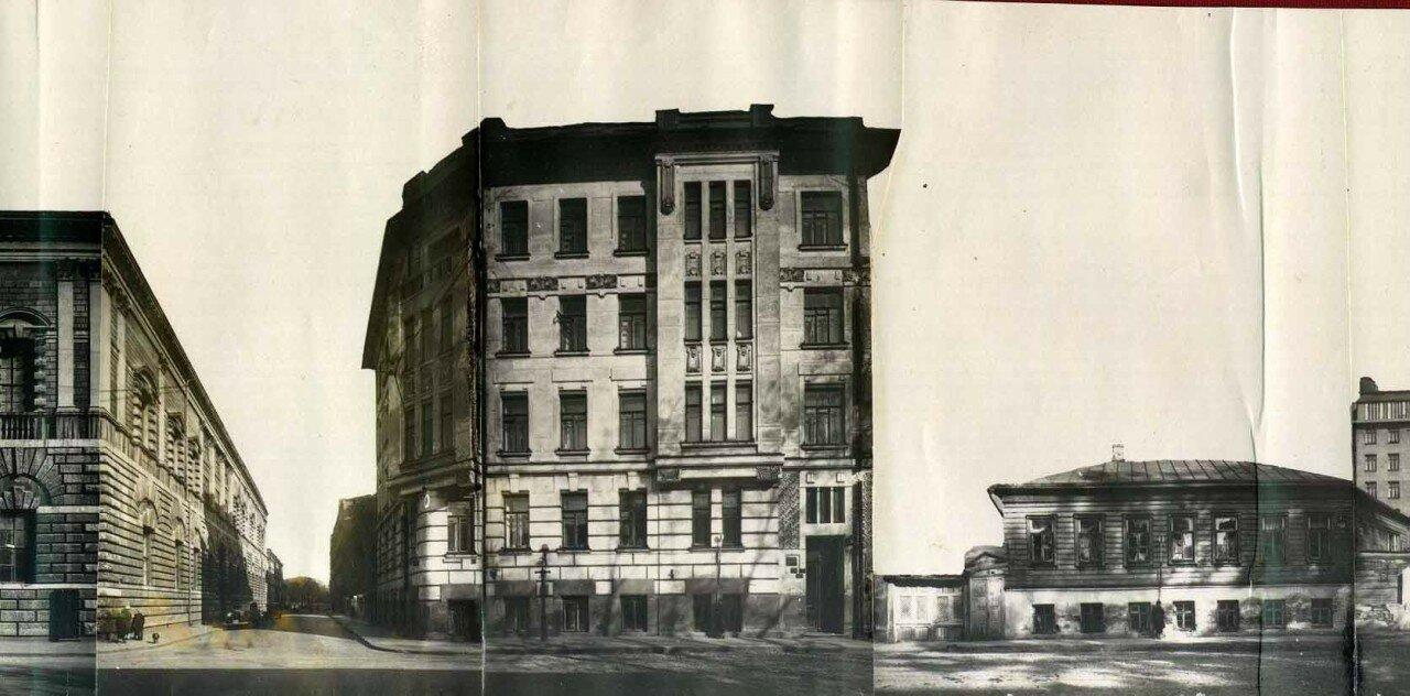 1933. Спиридоньевская, дома 26-30