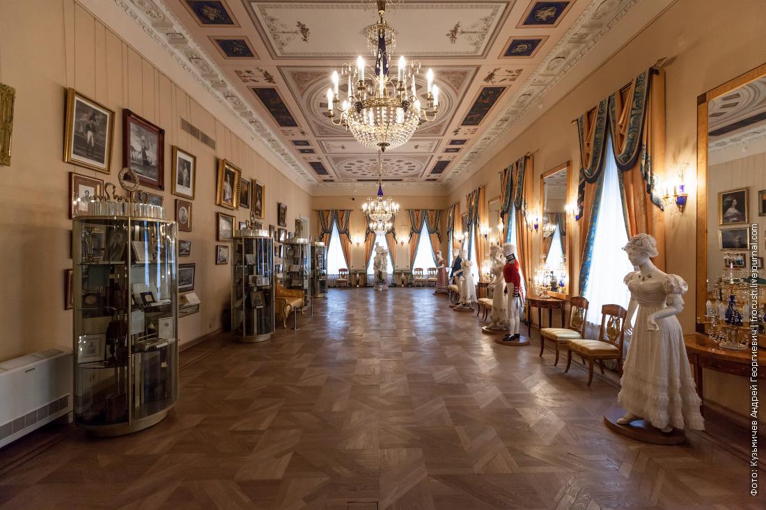 Государственный музей А.С.Пушкина фото
