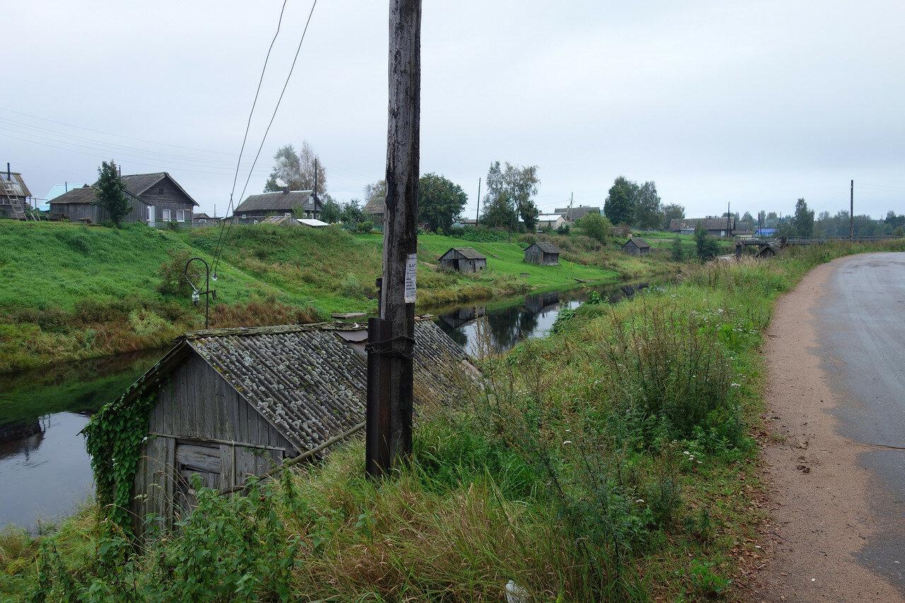 село Видлица, сараи