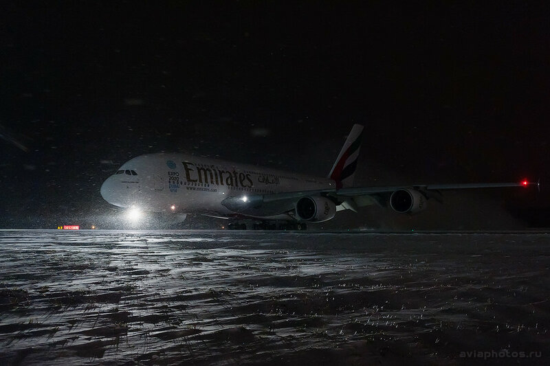 Airbus A380-861 (A6-EDT) Emirates 168_D706694