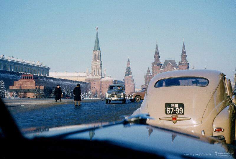 Красная площадь в Москве, Martin Manhoff.jpg