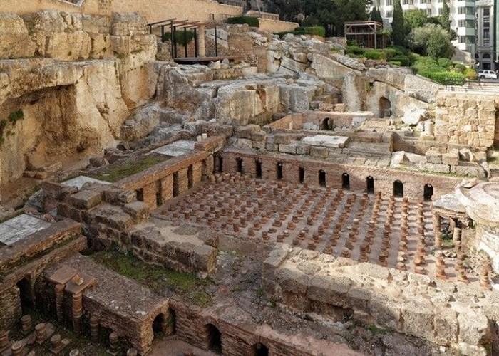 Древние артефакты, найденных под современными городами