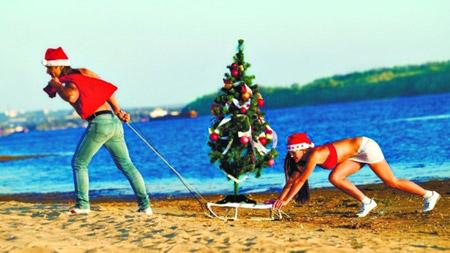 Самые популярные туристические направления на новогодние каникулы